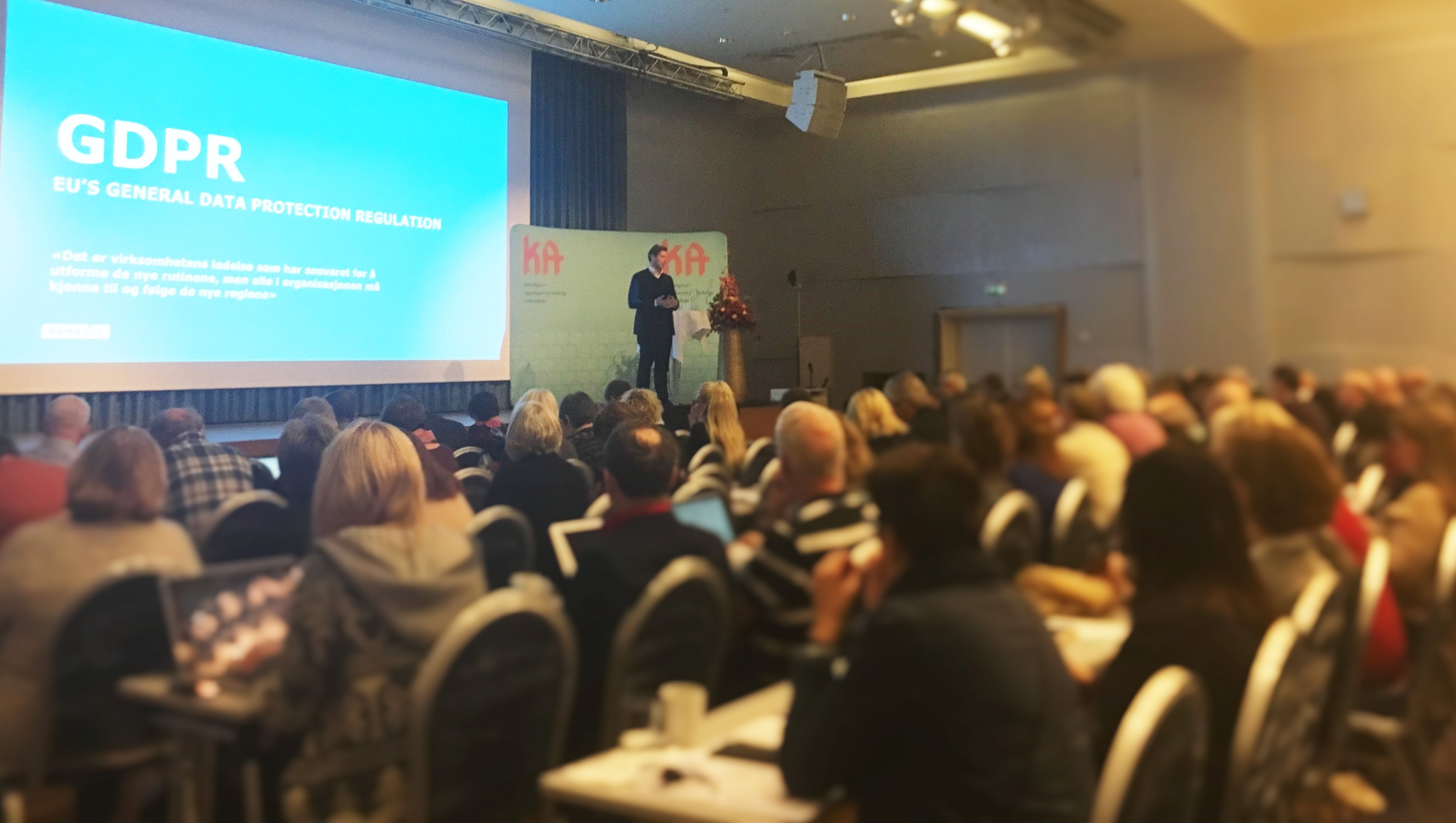 Kirkepartnerdagen 2018