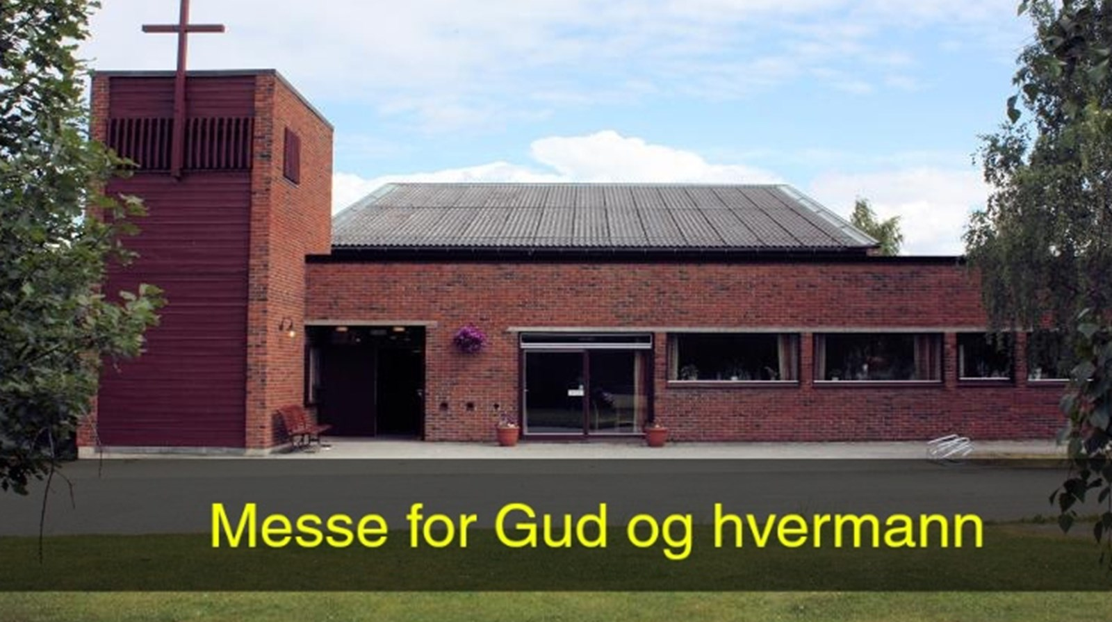 Messse for Gud og hvermann - Strindheim menighet