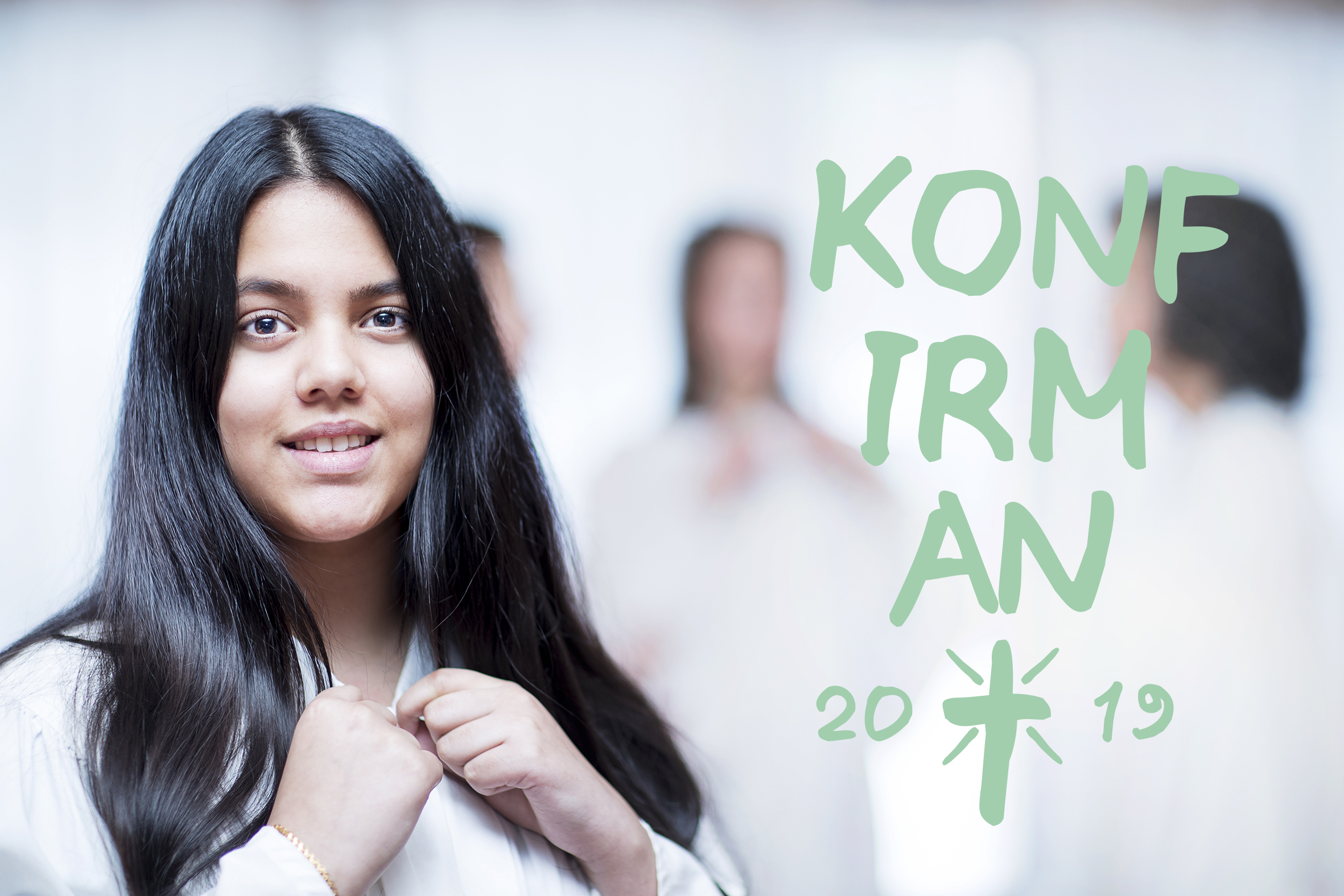 Konfirmanttidens program 2019
