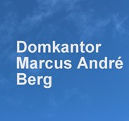 Domkantor Marcus Andre Berg