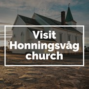 Visit Honningsvåg Church