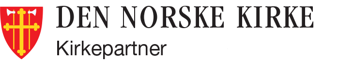 Kirkepartner logo