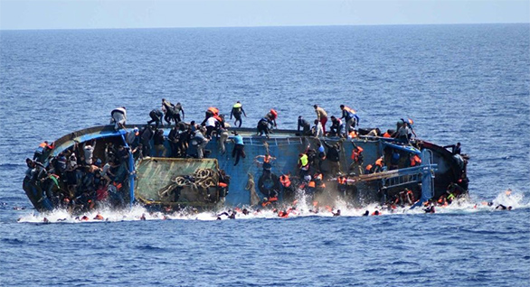 Foto: Italian Navy/AFP/Getty images