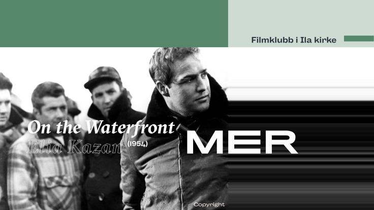 On the Waterfront (1954) av Elia Kazan