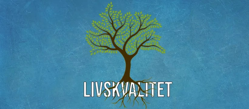 Velkommen til Livskvalitet 09. september på zoom!