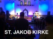 St. Jacob - Bergens kulturkirke for unge