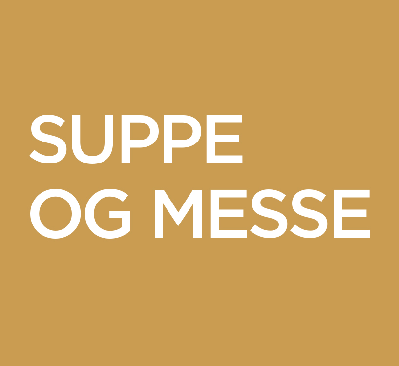 Oppdatering Suppe & Messe