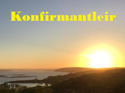 Konfirmantleir