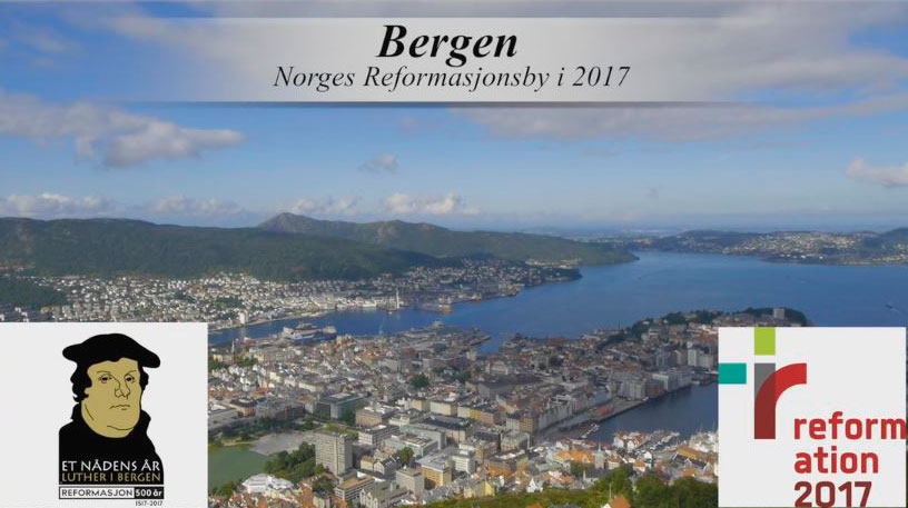 Video om reformasjonsbyen Bergen
