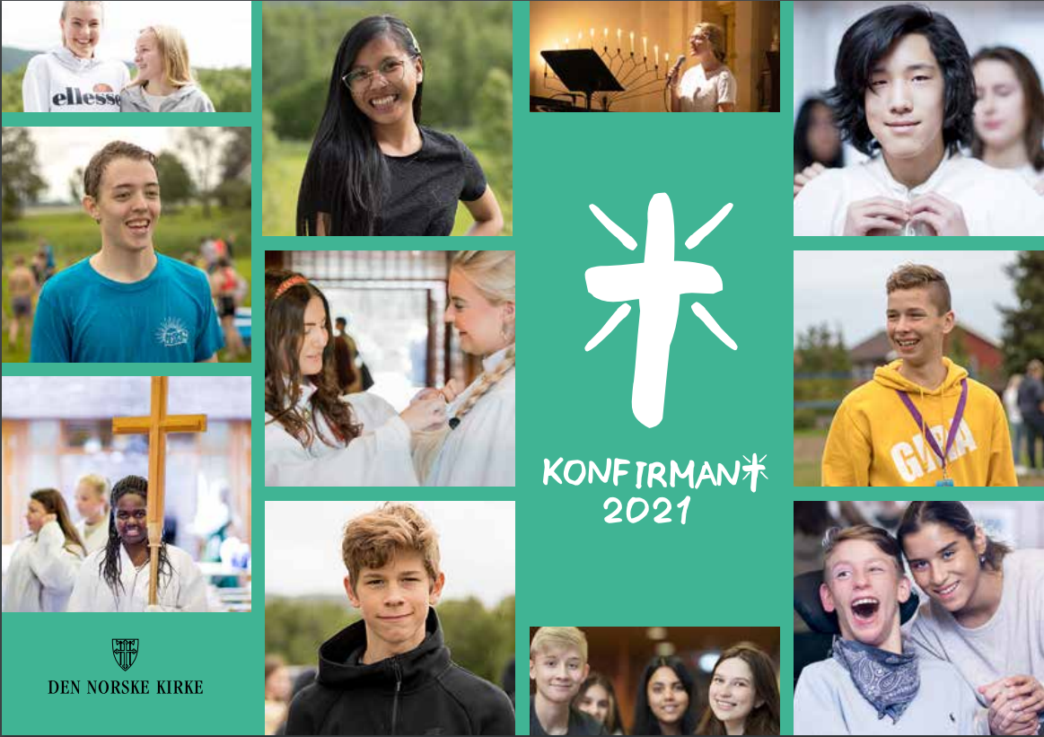 Konfirmant i Landås 2020/2021