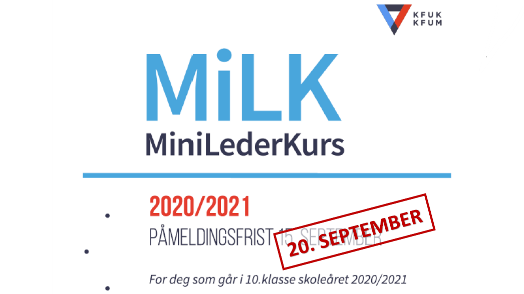 Lederkurs for 10.klasse (MILK)
