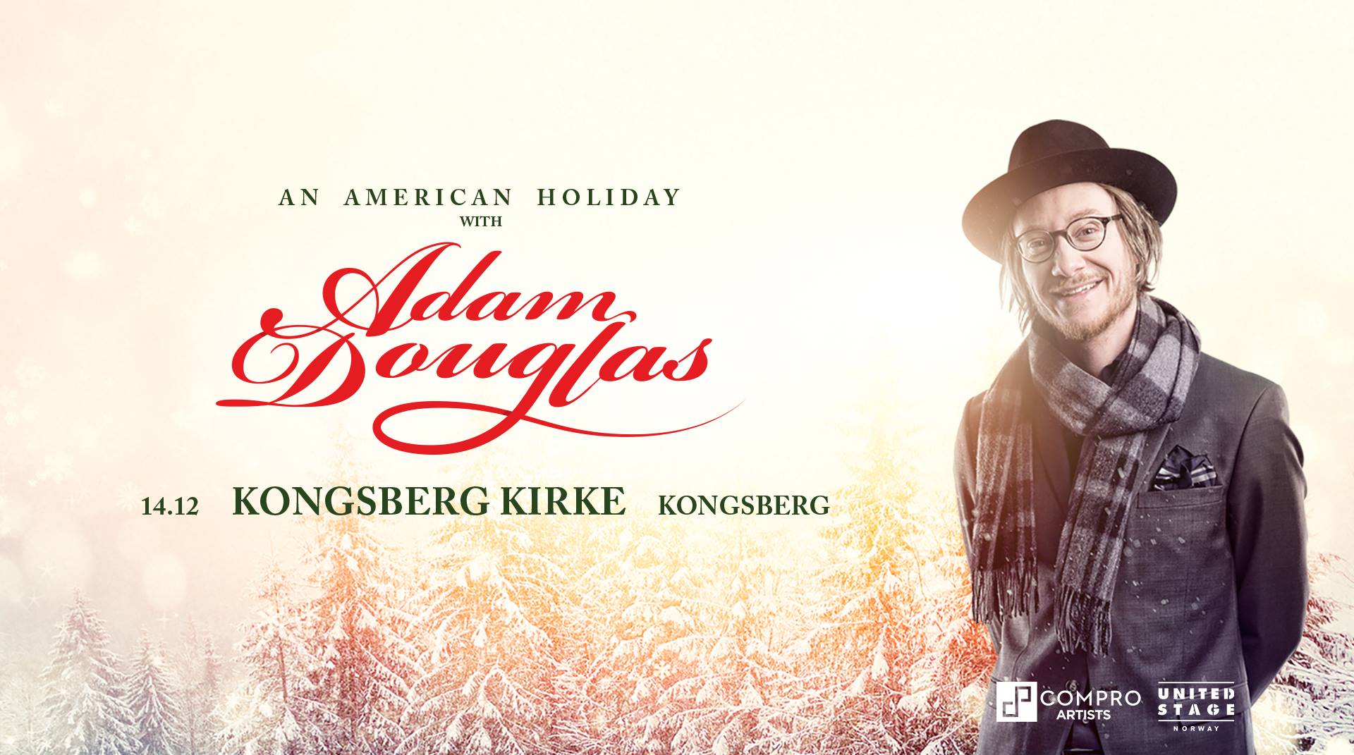 An American Holiday with Adam Douglas
