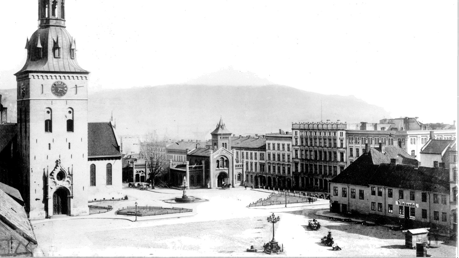 The Cathedral anno 1860