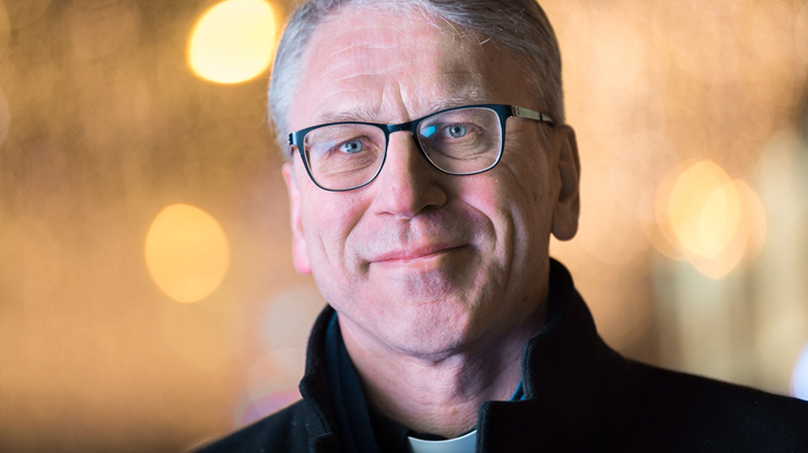 Olav Fykse Tveit. (Photo: Albin Hillert, World Council of Churches)